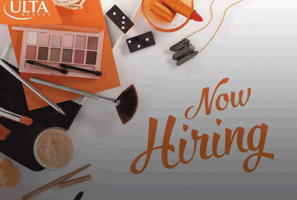 Ulta Beauty Now Hiring