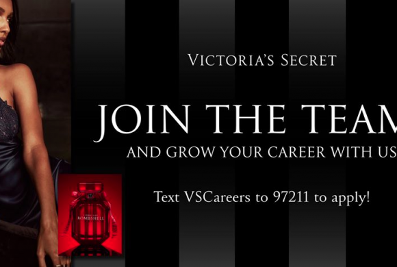 Victoria's Secret is Hiring!