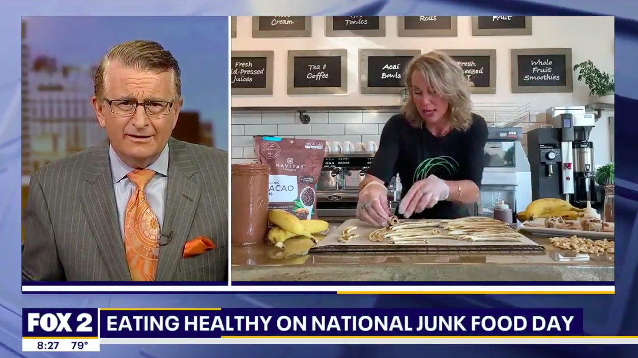 Healthy Options to Celebrate National Junk Food Day