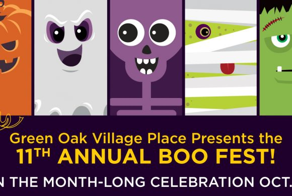 11th Annual Boo Fest at Green Oak Village Place