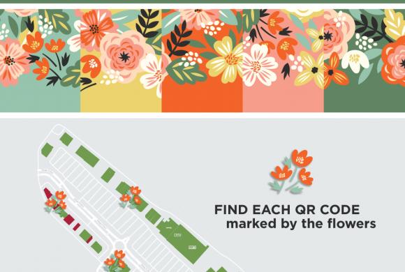 Celebrate Flower Fest At Green Oak Village Place!