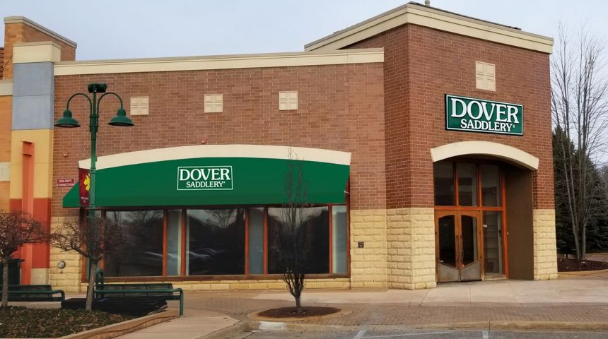 Green Oak Village Place Welcomes Dover Saddlery