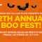 12th Annual Boo Fest at Greek Oak